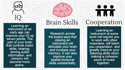 how does e learning benefit the learner an infographic benefits of learning an instrument