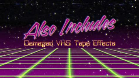 after effects free template heroes title intro 80s title intros after effects template youtube