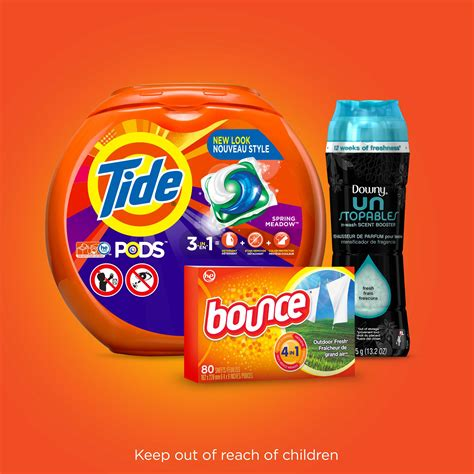 amazon com tide pods spring meadow scent he turbo laundry detergent pacs 81 count health