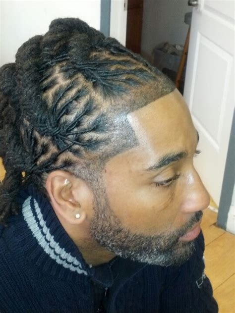 little boys braided hairstyles with tapered edges braided loc mohawk loc mas star xtremist work