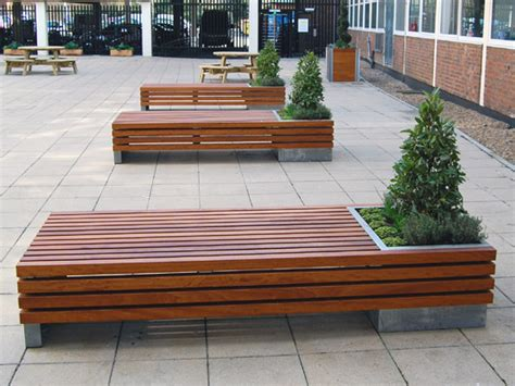 bench shopping wonderful planter benches you will love to have in your yard