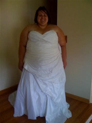 Wedding Dresses Size 26 by Pics For Gt Plus Size Brides Size 26