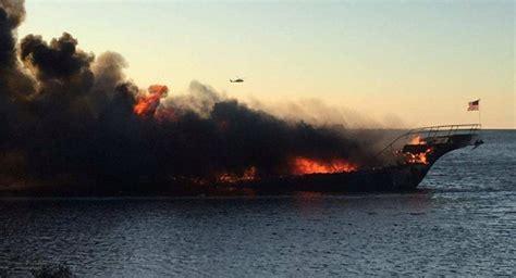 casino boat fire death ta fl woman dies after fire on casino boat off