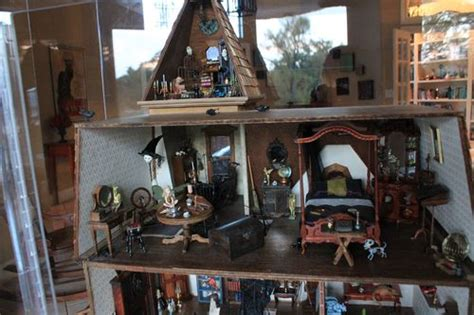 doll house horror haunted dollhouse crafty gothic infocult uncanny informatics