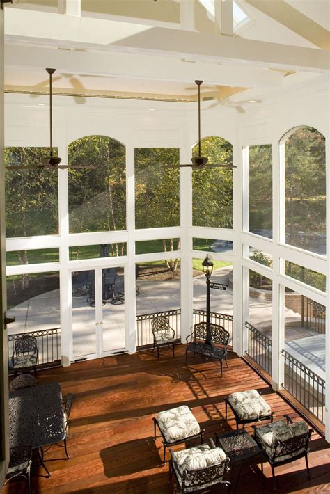 Interior Designs On Screen Porches So Many Choices » Home Design