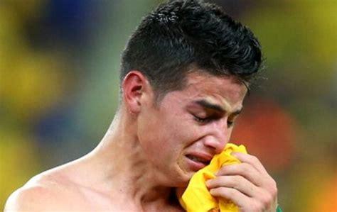 Imagenes De James Llorando En El Mundial   james festeja gol a san lorenzo en el fifa 15 taringa