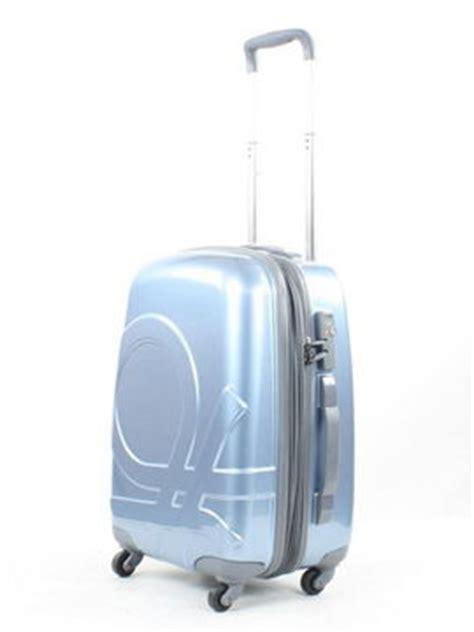 trolley cabina benetton valise cabine rigide benetton shakira 55 cm