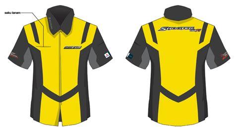 Baju Safety Lengan Pendek Baju Safety Logo seragam kerja safety konveksi di sidoarjo kaos jaket supplier baju seragam kerja