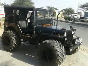 Modified Jeep Dabwali Open Jeep Modified Dabwali Www Pixshark Images