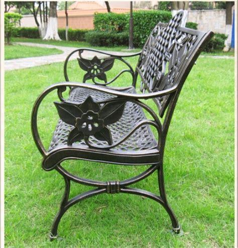 white wrought iron garden bench white economic outdoor wrought iron cheap antique cast