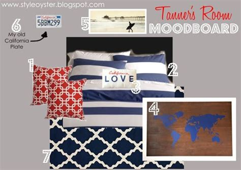 Nautical Ls For Bedroom by Tanners Room Moodboard Boy Nautical Bedroom Navy