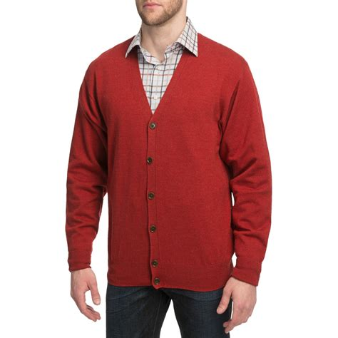 Pieter Sweater Rajut mens v neck cardigan sweaters cardigan with buttons