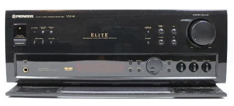 Pioneer Vsx 824 Home Theater Receiver Sl Yamaha Denon Onkyo Marantz pioneer vsx 824 5 2 channel network a v receiver black