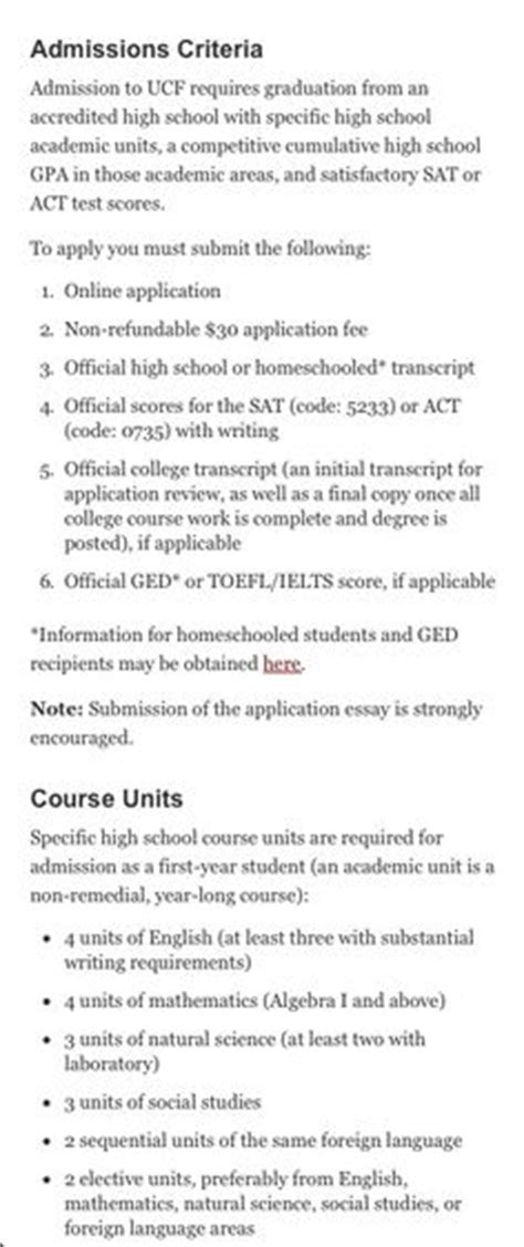 ucf admission requirements 1000 images about of central florida on