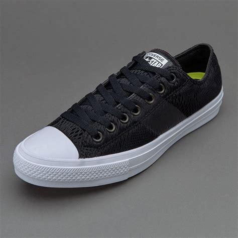 Converse Chuck All Ox 2 mens shoes converse chuck all ii ox black