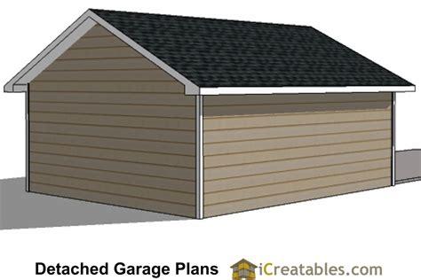 20x20 2 car 1 door detached garage plans 20x20 garage plans 2 car 1 door detached