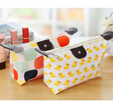 Pouch Tas Kosmetik Dompet Cantik tas dompet pouch pocket alat tulis dan kosmetik motif