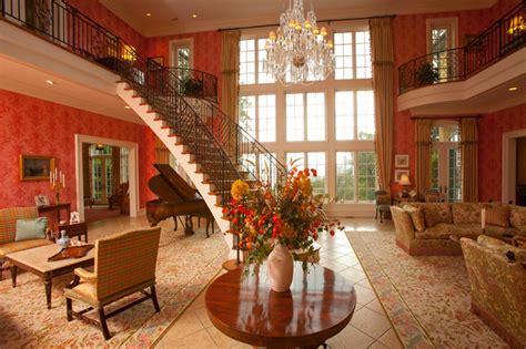 million dollar living rooms million dollar entry room traditional living room