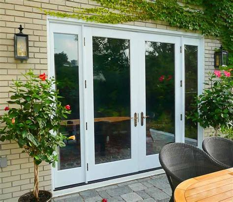 Simple And Secure French Doors Design Ideas Foot Exterior Exterior Patio Doors