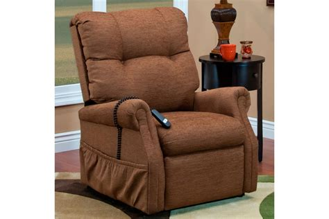 Gardner White Lift Chairs medlift two way reclining lift chair dawson brown 1155dbr