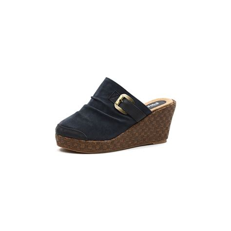 womens mule heels closed toe
