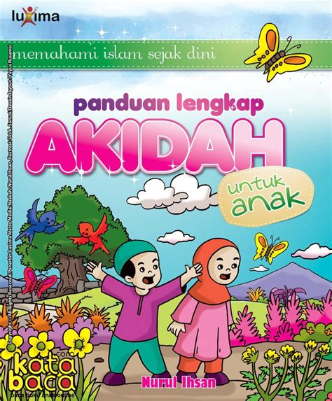 Buku Lengkap Pendidikan Anak Dalam Islam A5rf baca buku panduan lengkap akidah untuk anak dan