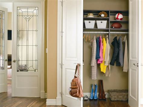 Foyer Closet Doors Closet Doors Closet Doors For Foyer And Easy Coats Boots Access And White Color