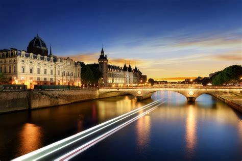boat tour paris night seine river cruise and paris night tour tours4fun