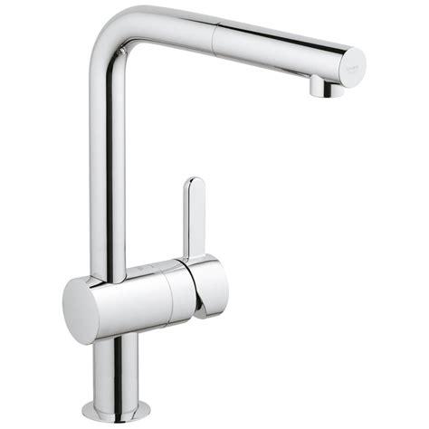 grohe rubinetti cucina grohe flair miscelatore da cucina con doccetta estraibile