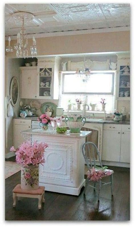 shabby chic kitchen decorating ideas 1000 images about cottage kitchen on pinterest shabby