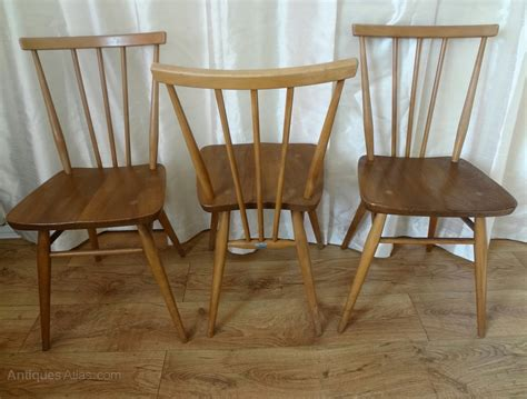 1950s ercol dining chairs antiques atlas retro ercol dining chairs