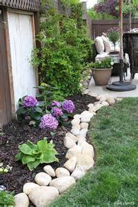 river rock patio 1000 ideas about river rock patio on