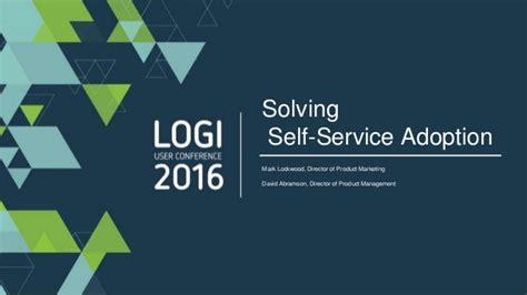 service adoption solving self service analytics adoption