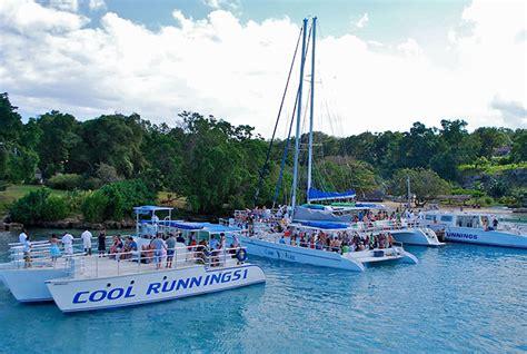 catamaran jamaica runaway bay cool running catamaran ocho rios nexustours