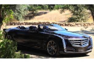 Future Cadillac Convertible 2011 Cadillac Ciel 4 Door Convertible Concept Auto Car