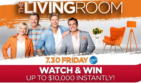 living room channel ten channel ten the living room win 10 00