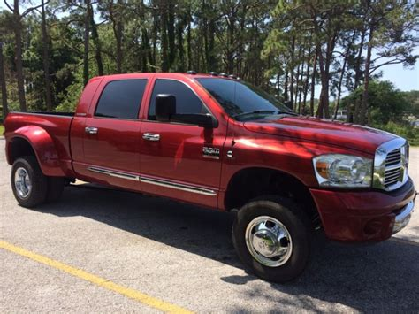 2007 dodge 3500 mega cab for sale find used 2007 dodge ram 3500 mega cab in zephyrhills