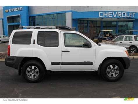 2010 avalanche white nissan xterra road 4x4 101405091 gtcarlot car color galleries