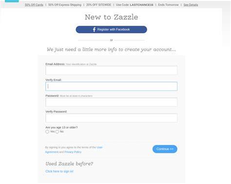 email zazzle how to print your business card with zazzle