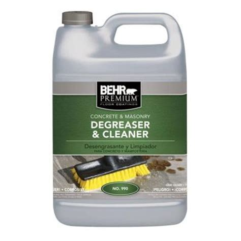 behr premium 1 qt concrete and masonry cleaner and degreaser