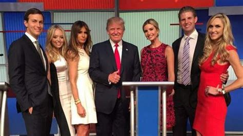 donald trump family pictures donald trump his family the pictures you need to see