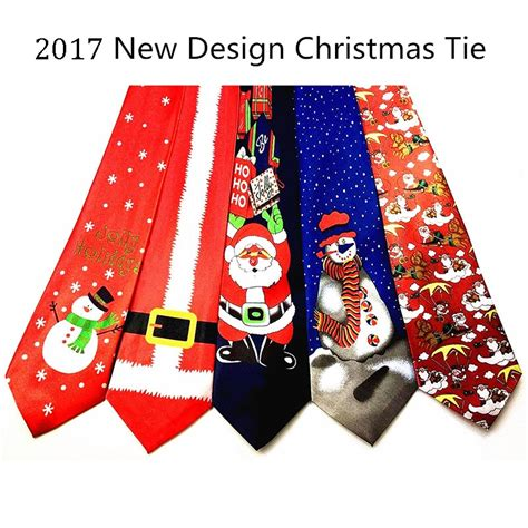 buy gusleson   design christmas tie cm style mens fashion neckties