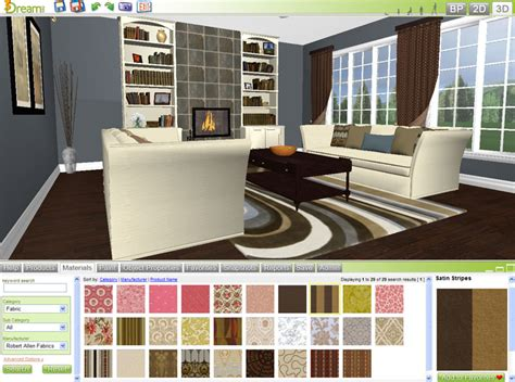 Free 3D Room Planner   3Dream Basic Account Details