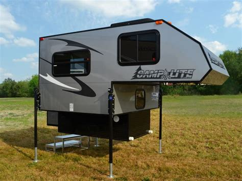 Rv Floor Plan by Best Truck Campers 6 Brands 47 Models Best Travel