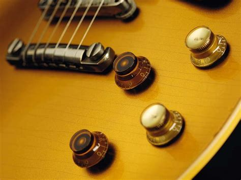 Les Paul Volume Knobs by Four Knob Guitars How Do You Deal With Two Volume Knobs