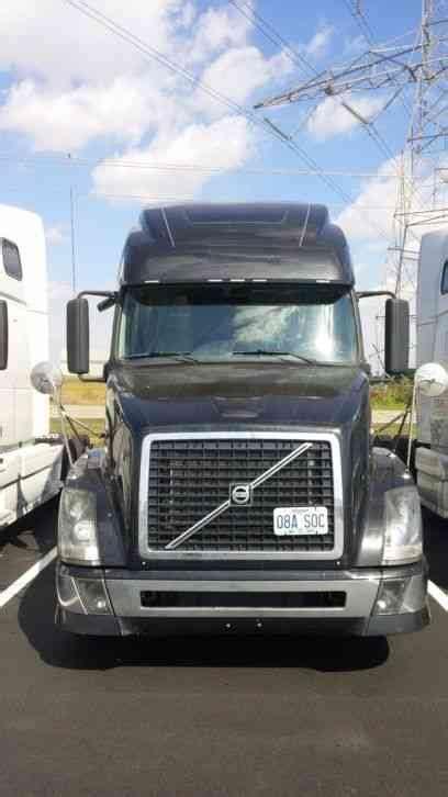 2009 volvo semi truck volvo vn670 2009 sleeper semi trucks