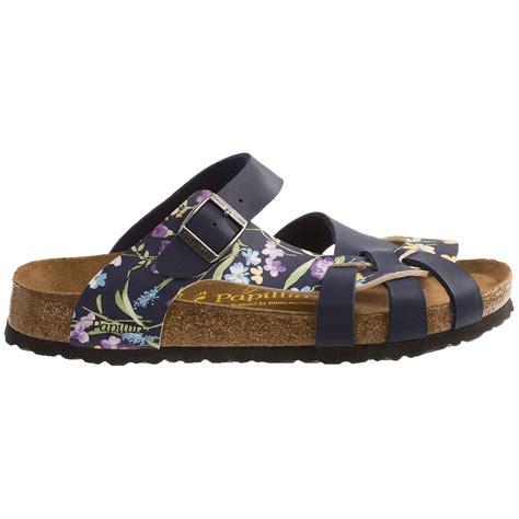 birkenstock sandals for papillio by birkenstock pisa sandals for 7619p