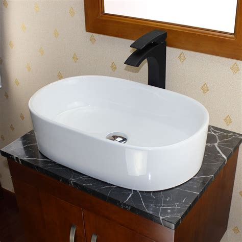 grade a ceramic bathroom sink with unique design 9675