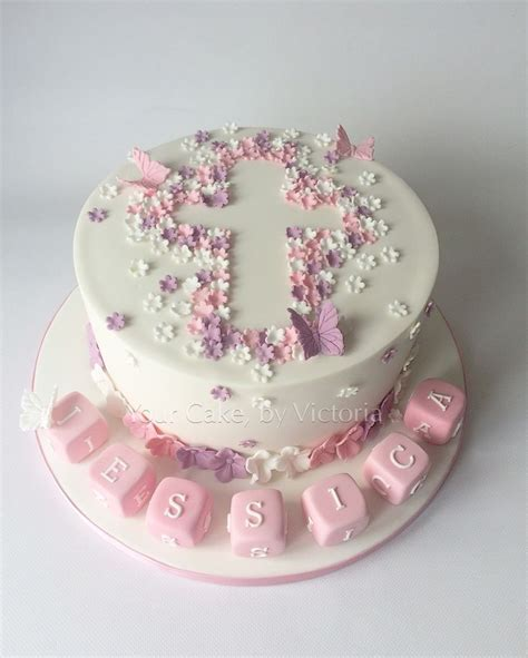 Christening Cakes by Best 25 Baptism Decorations Ideas On