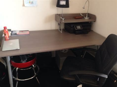 Ikea Galant Office Desk Ikea Galant Large Office Desk With Chair For Sale In Castleknock Dublin From Kgregory10